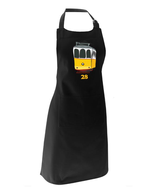 Tram 28 apron black