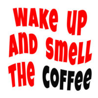 Creative Lisbon art shop wake up and smell the coffee collection