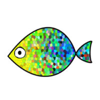Pixel Fish collection