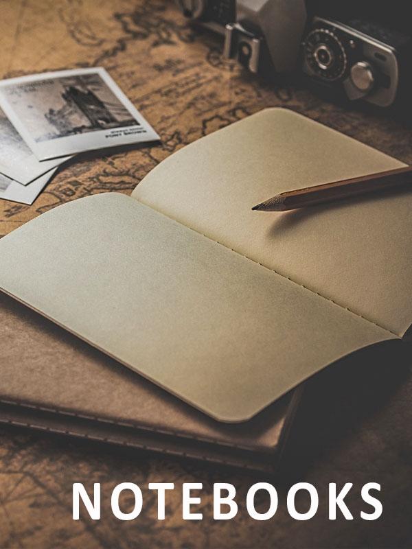 notebooks collection creativelisbon