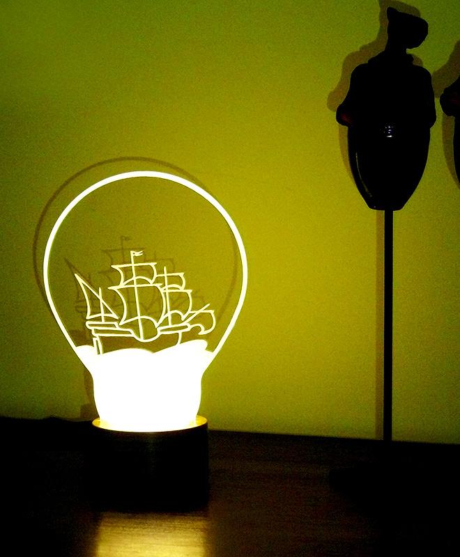 Portuguese Galeon Light creativelisbon