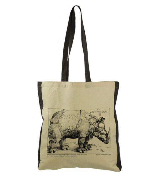 Rhinocerus Tote bag