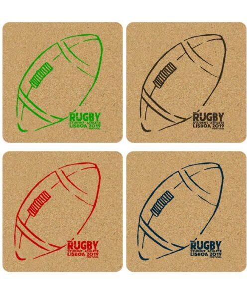 Rugby balloon cosastrers creativelisbon