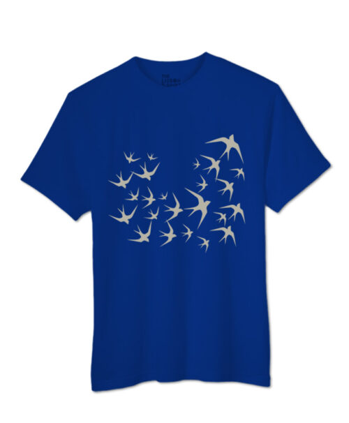 Silver Swallows T-shirt