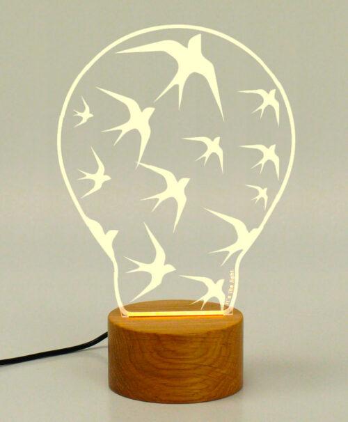 Swallows Light creativelisbon