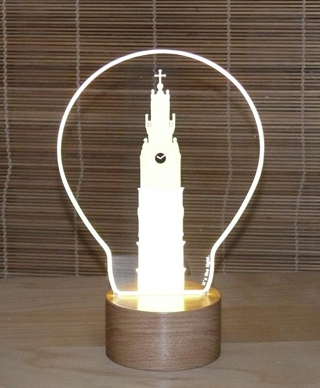 Clérigos tower Light creativelisbon