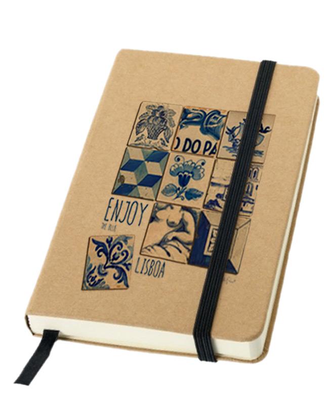 Enjoy The Blue notebook creativelisbon