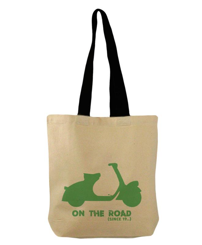 Scooter Bucket Bag green