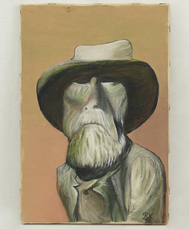 old man painting creativelisbon