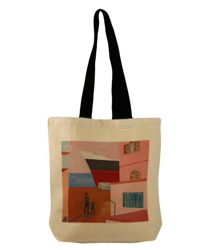 People in Dakar Bucket Bag creativelisbon