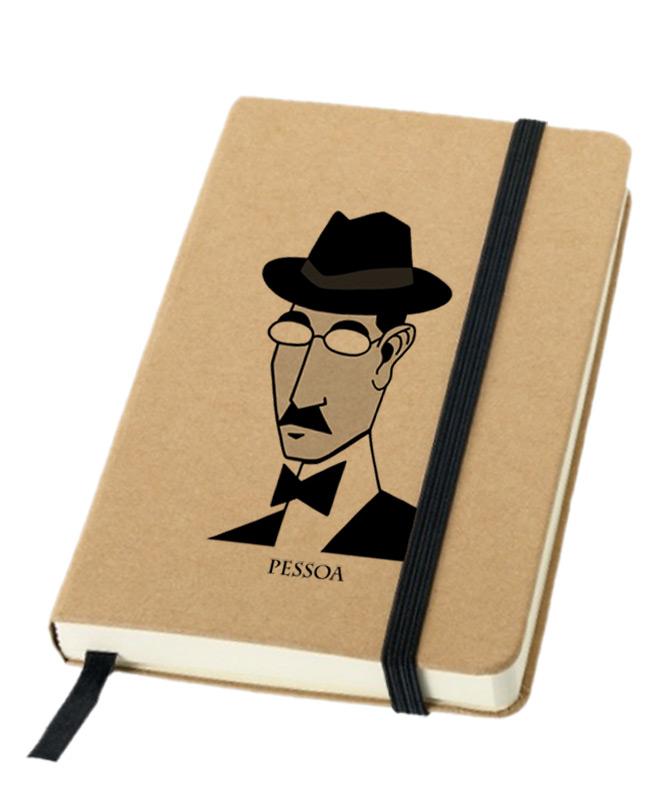 Pessoa notebook creativelisbon