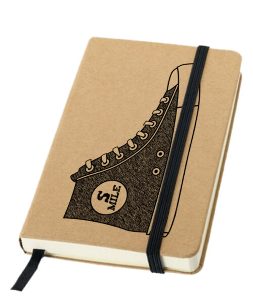 Sneakers notebook