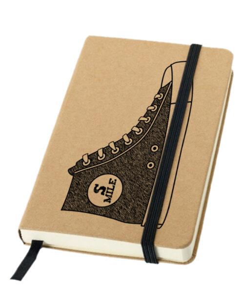 Sneakers notebook
