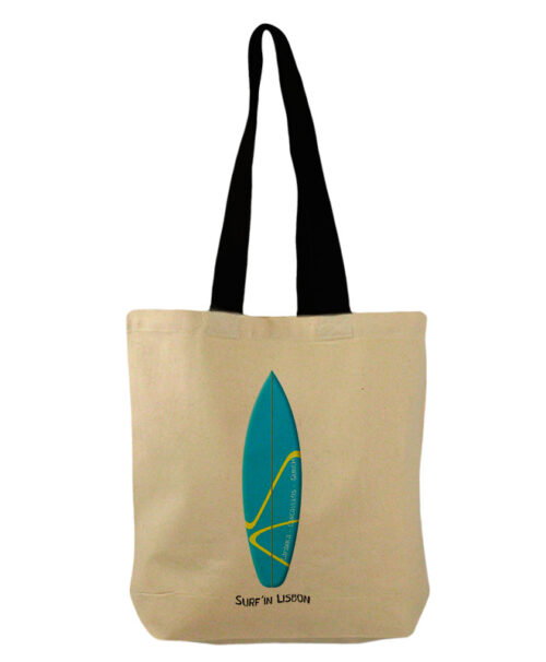 Emerald Surf Board Bucket Bag