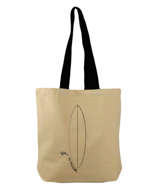 Glass Surf Board Bucket Bag Bucket bag with Nazaré