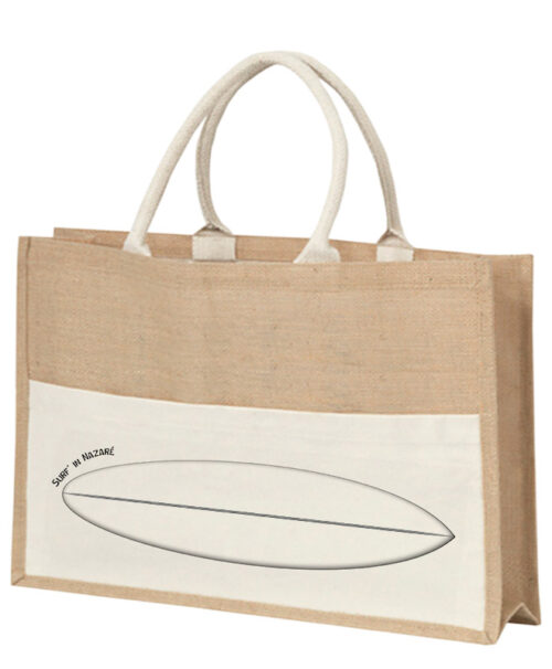 Glass board surf beach bag