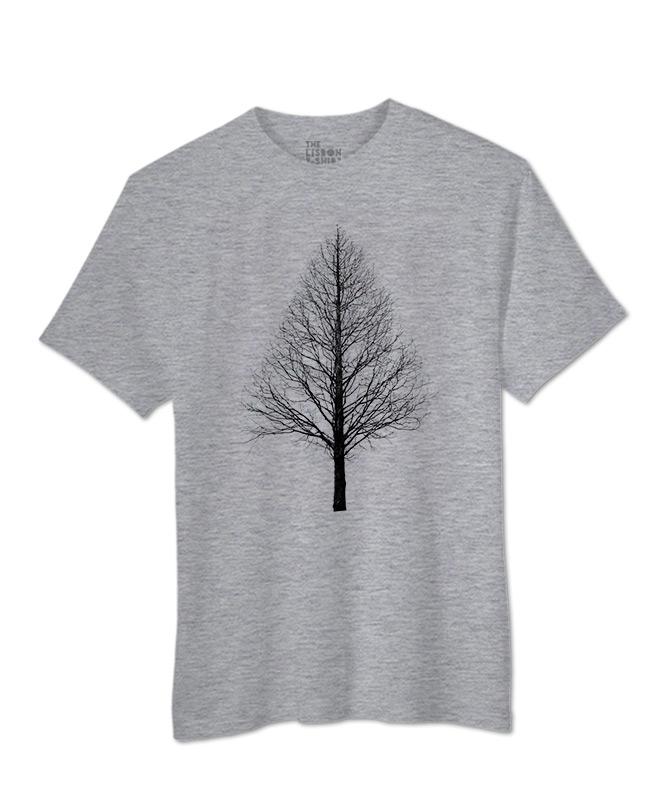 black Pyramid tree t-shirts