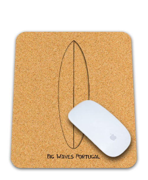 Glass Surf Board Mousepad