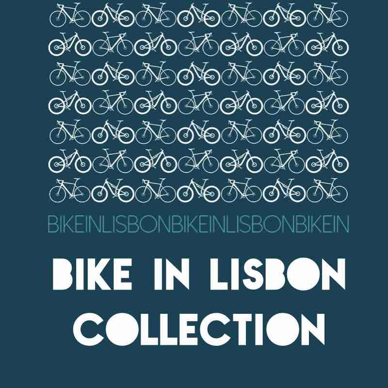Bike in Lisbon Collection Icon