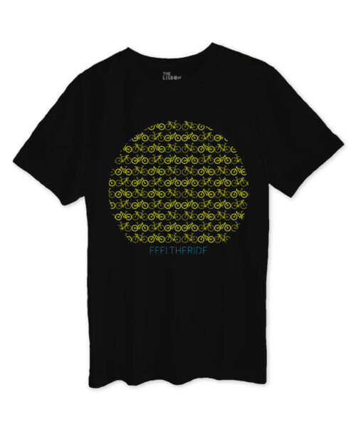 Mini bikes black t-shirt part of bikes collection
