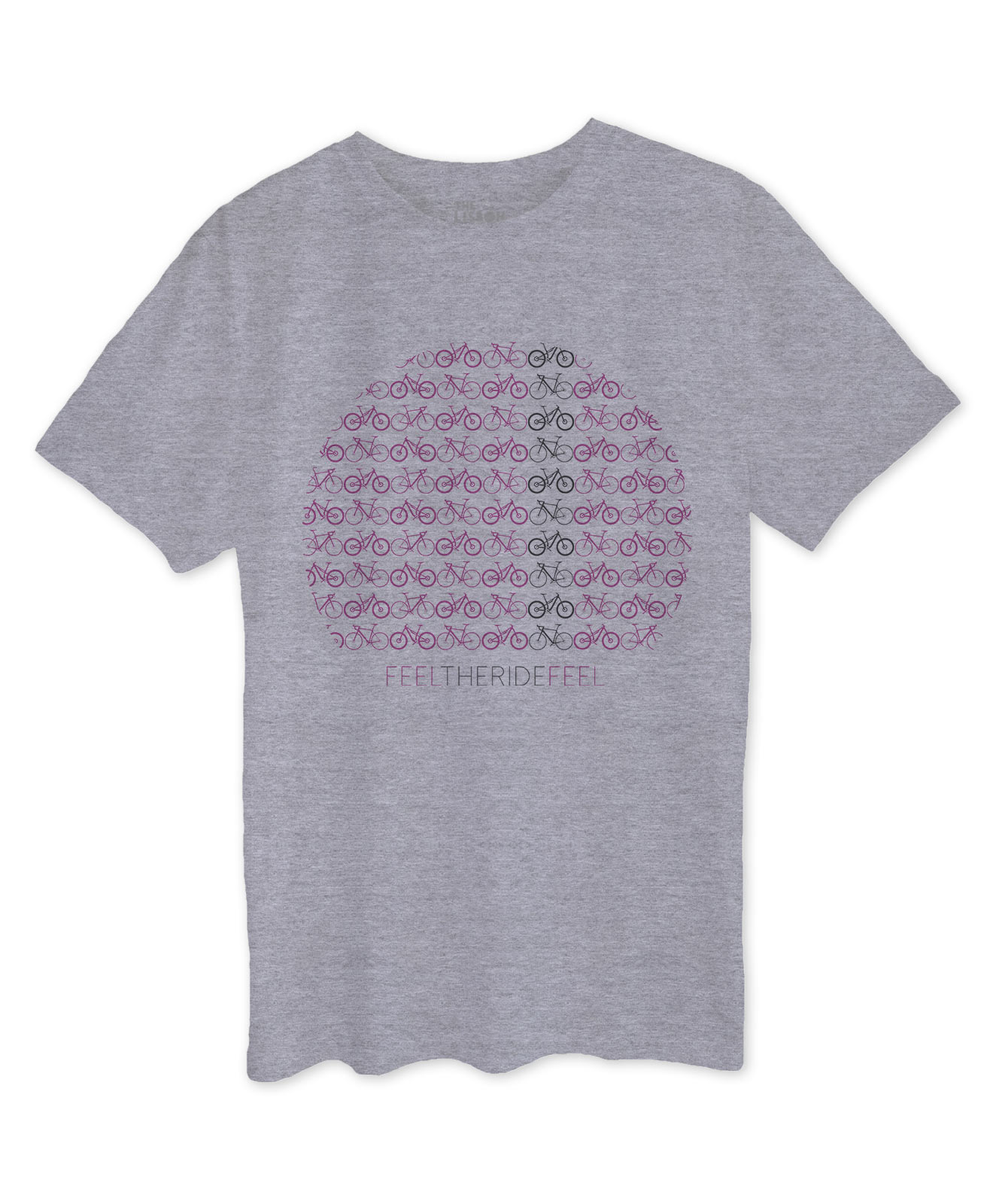 Mini Bikes Grey T-shirt