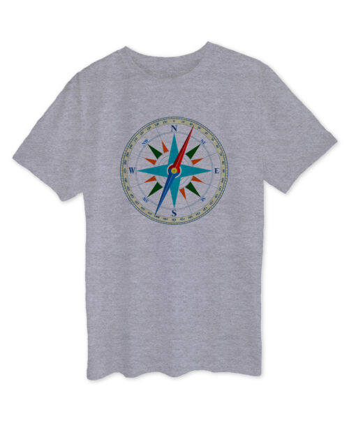 wind rose t-shirt
