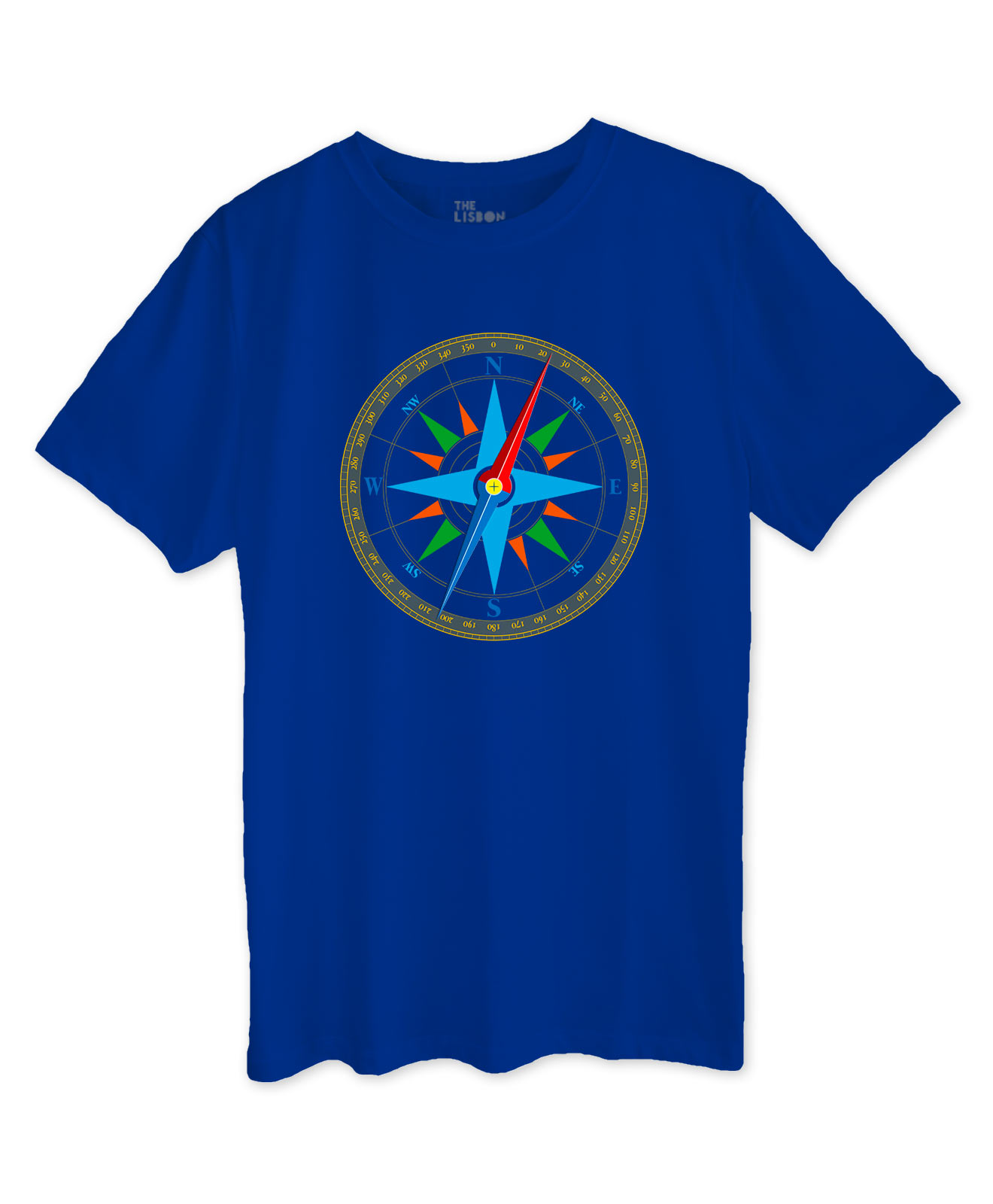 wind rose t-shirt