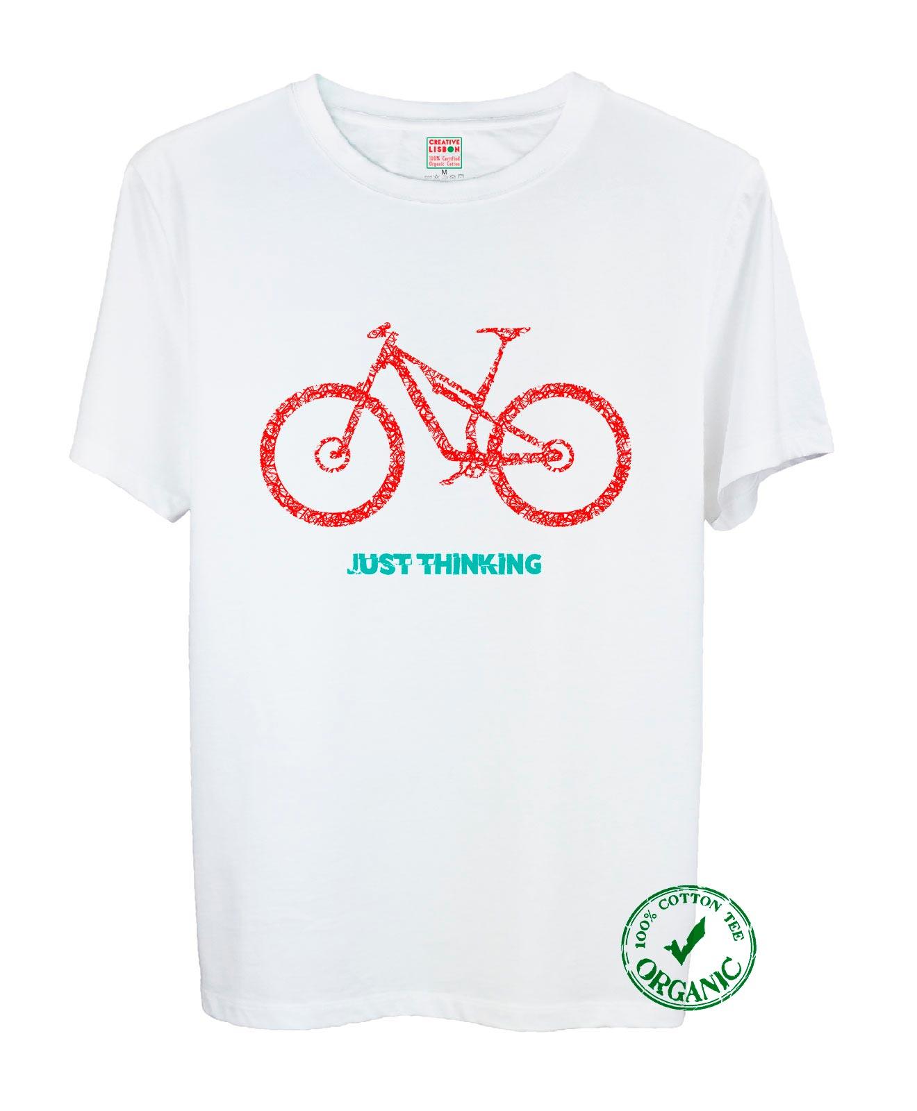 Thinking Bikes Organic Tee