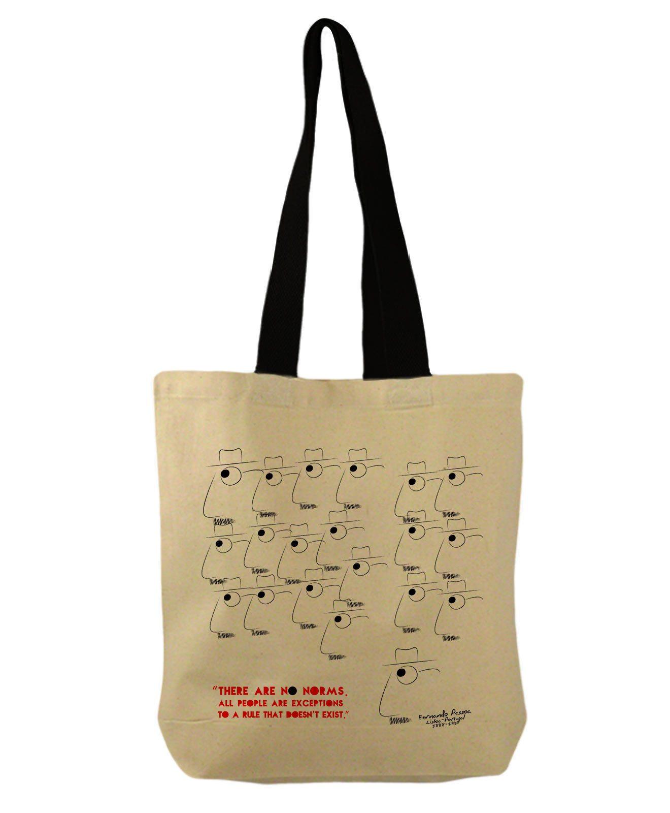 Pessoa's No Norms Bucket Bag