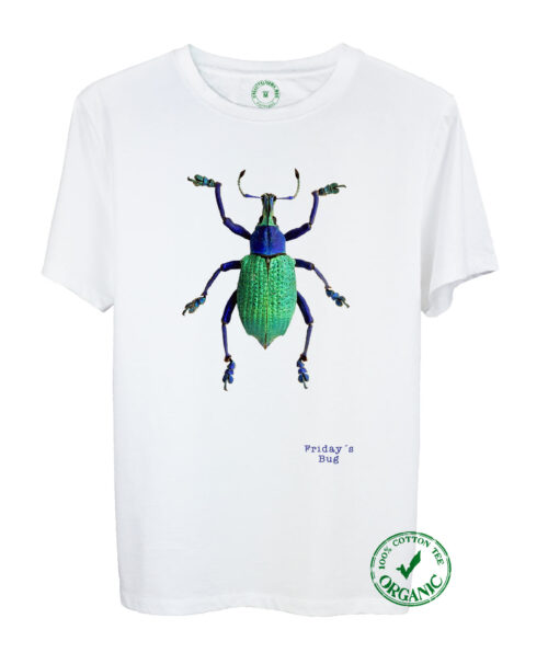Friday Bug Organic T-shirt