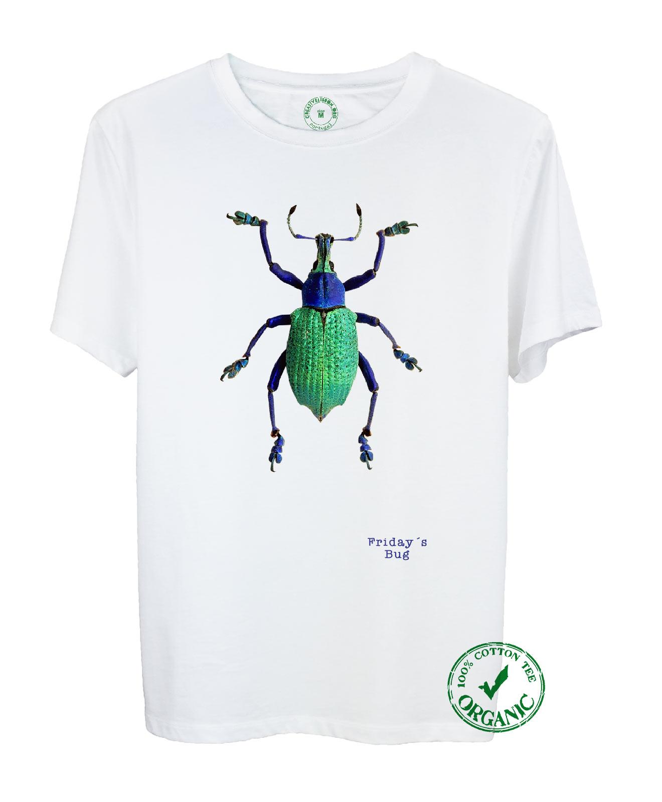 Friday Bug Organic T-shirt