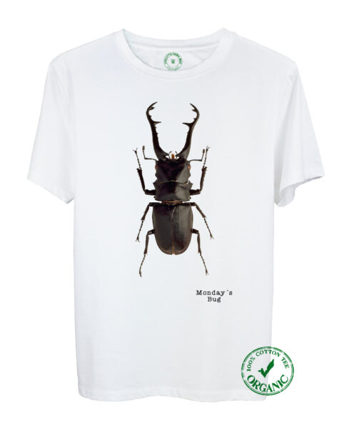 Monday Bug Organic T-shirt