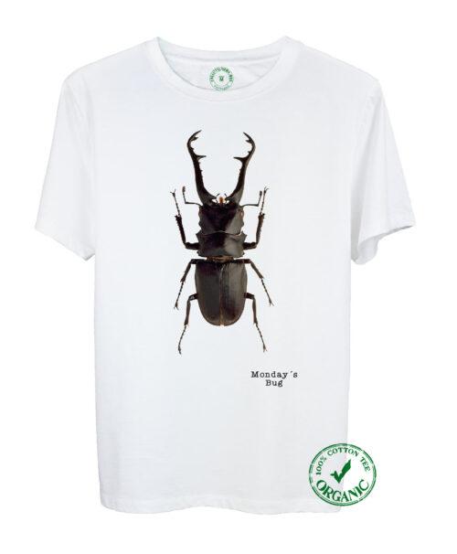 Monday Bug Organic T-shirt