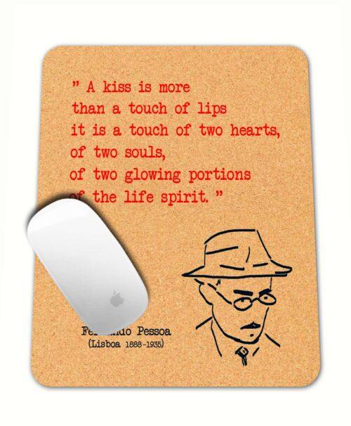 Pessoa's poems mousepad