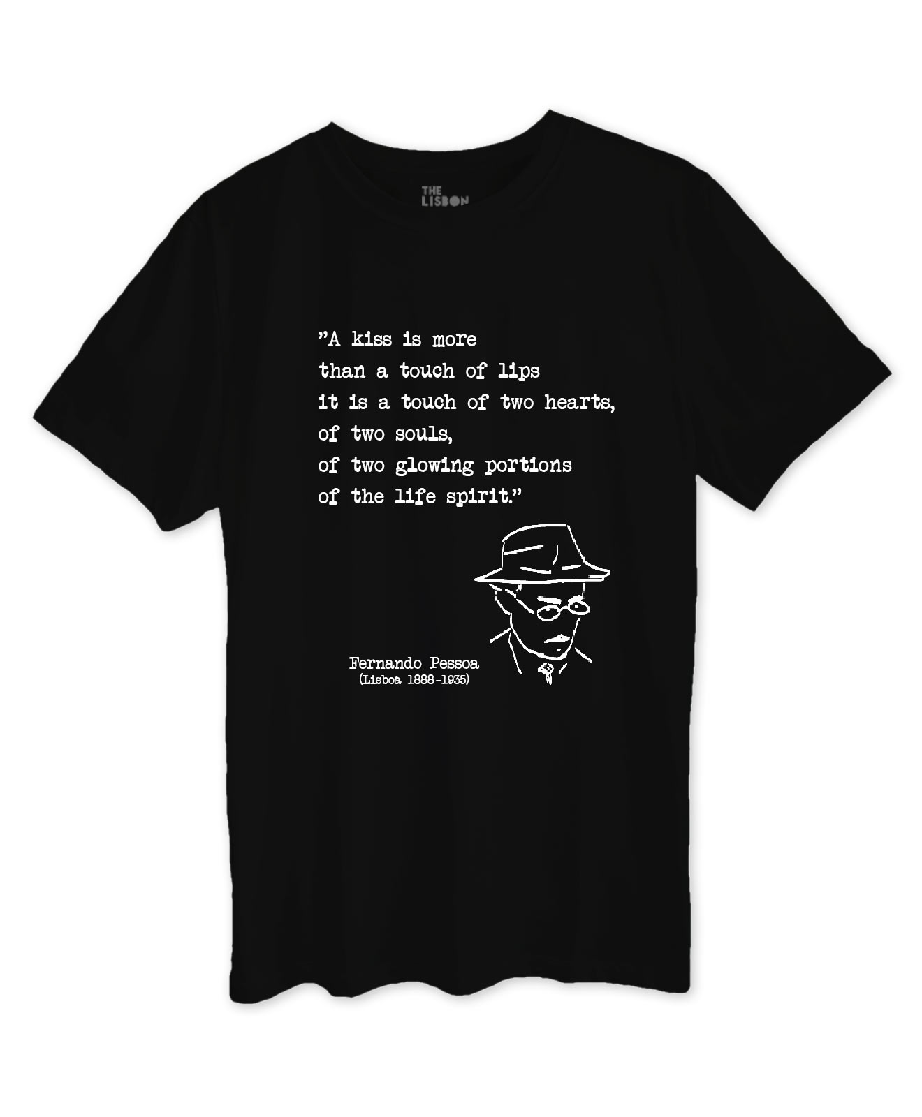 Kiss Poem T-shirt