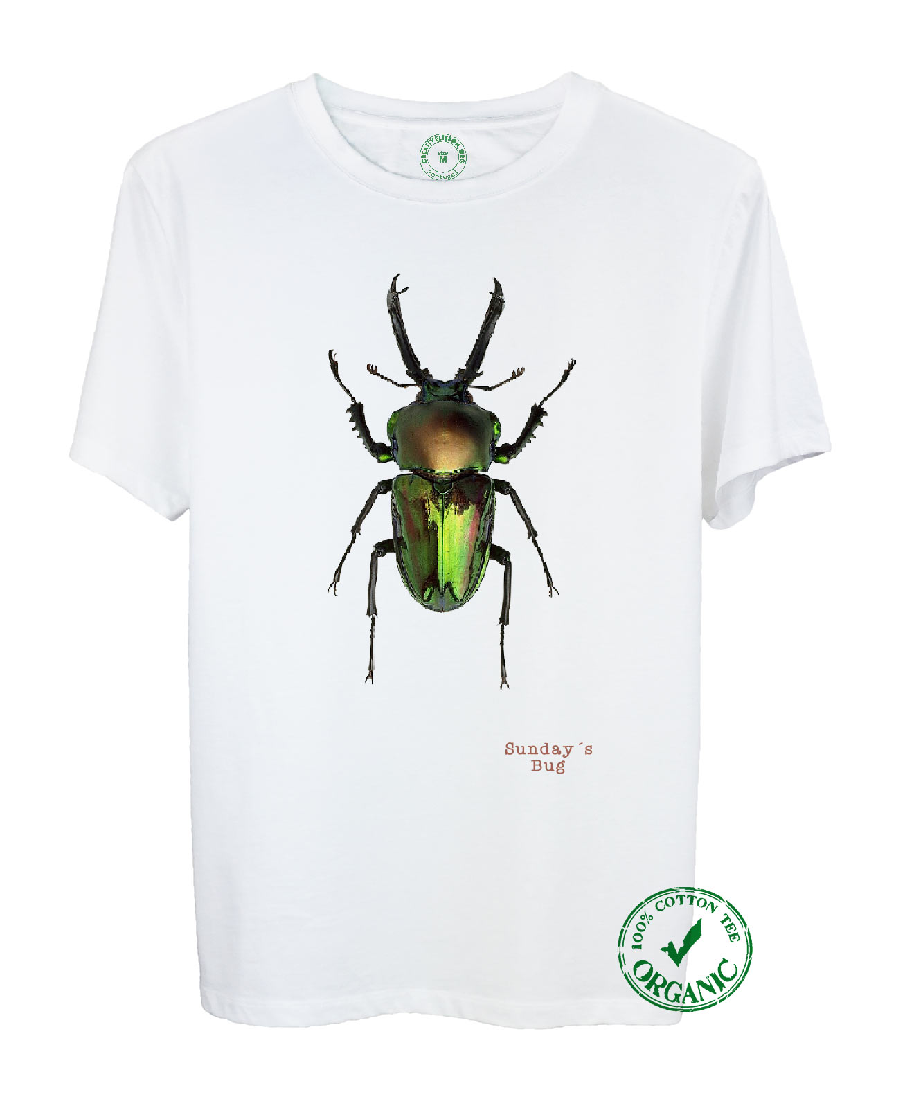 Sunday Bug Organic T-shirt