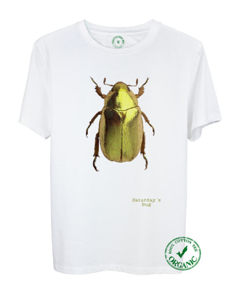 Saturday Bug Organic T-shirt