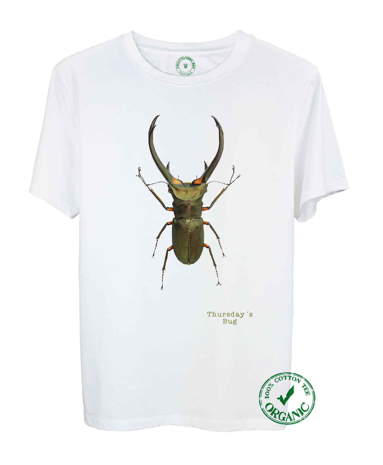 Thursday Bug Organic T-shirt