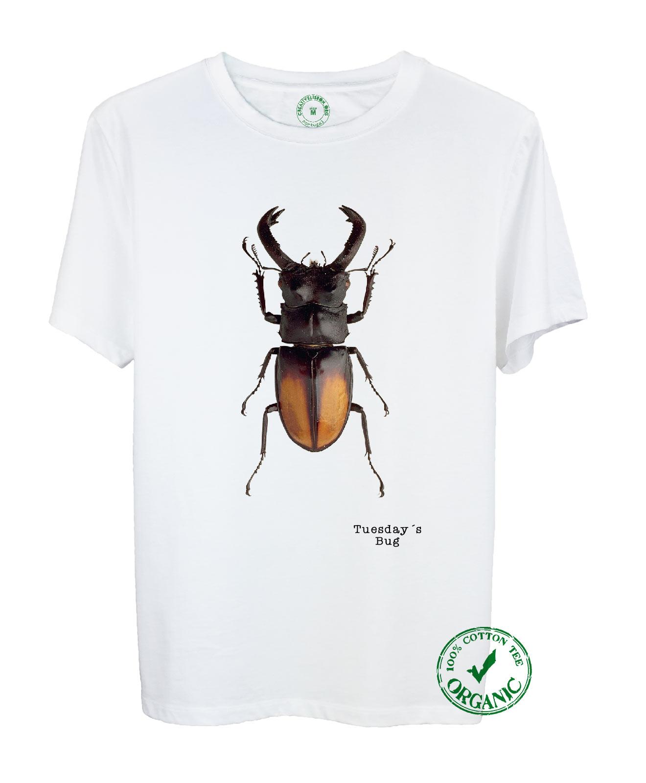 Tuesday Bug Organic T-shirt