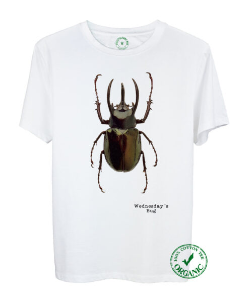 Wednesday Bug Organic T-shirt