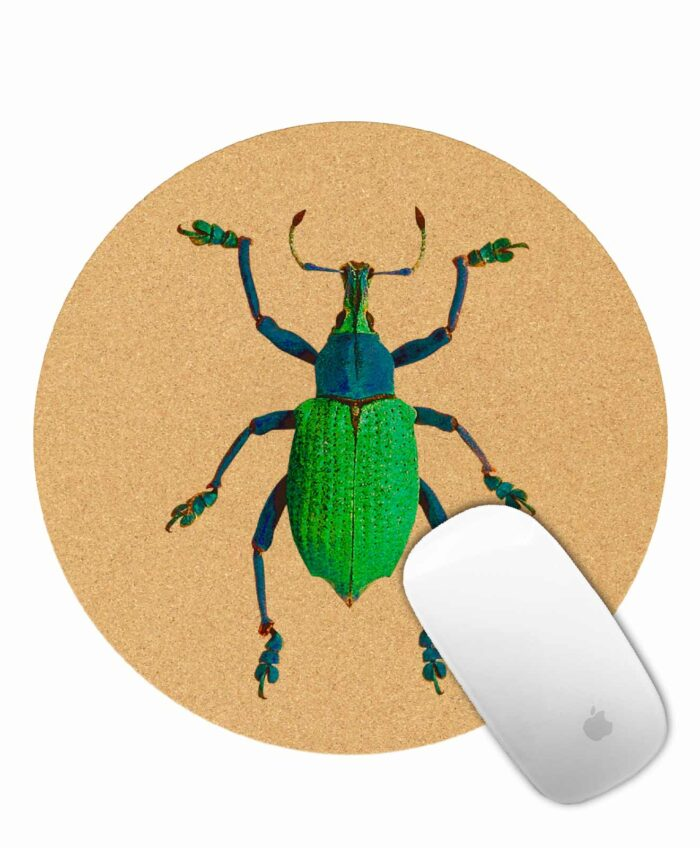 Mouse Pad Friday Bug
