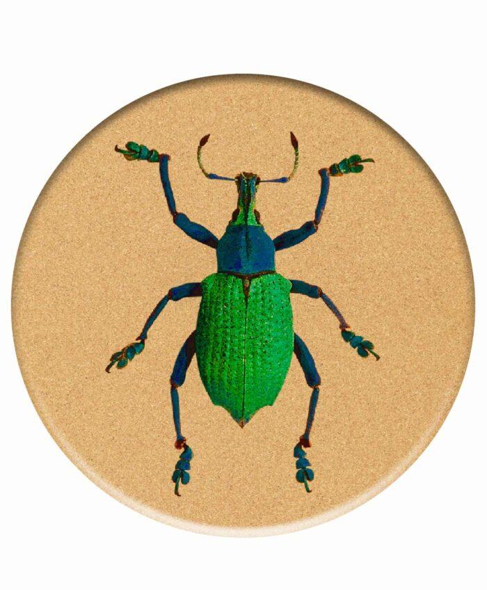 Big Bugs Cork Trivet Friday