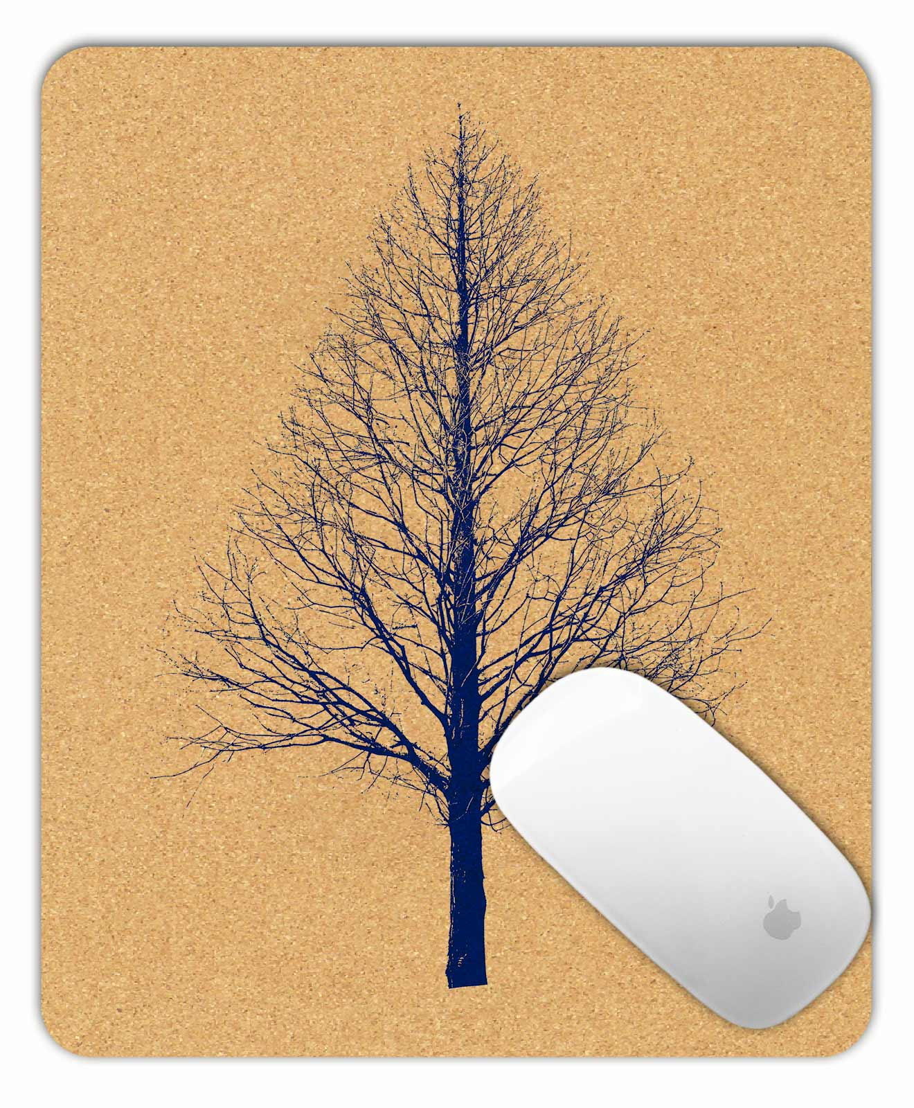 Mouse Pad Pyramid Tree