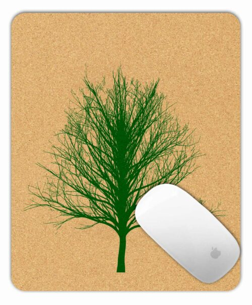 Mouse Pad Winter Tree