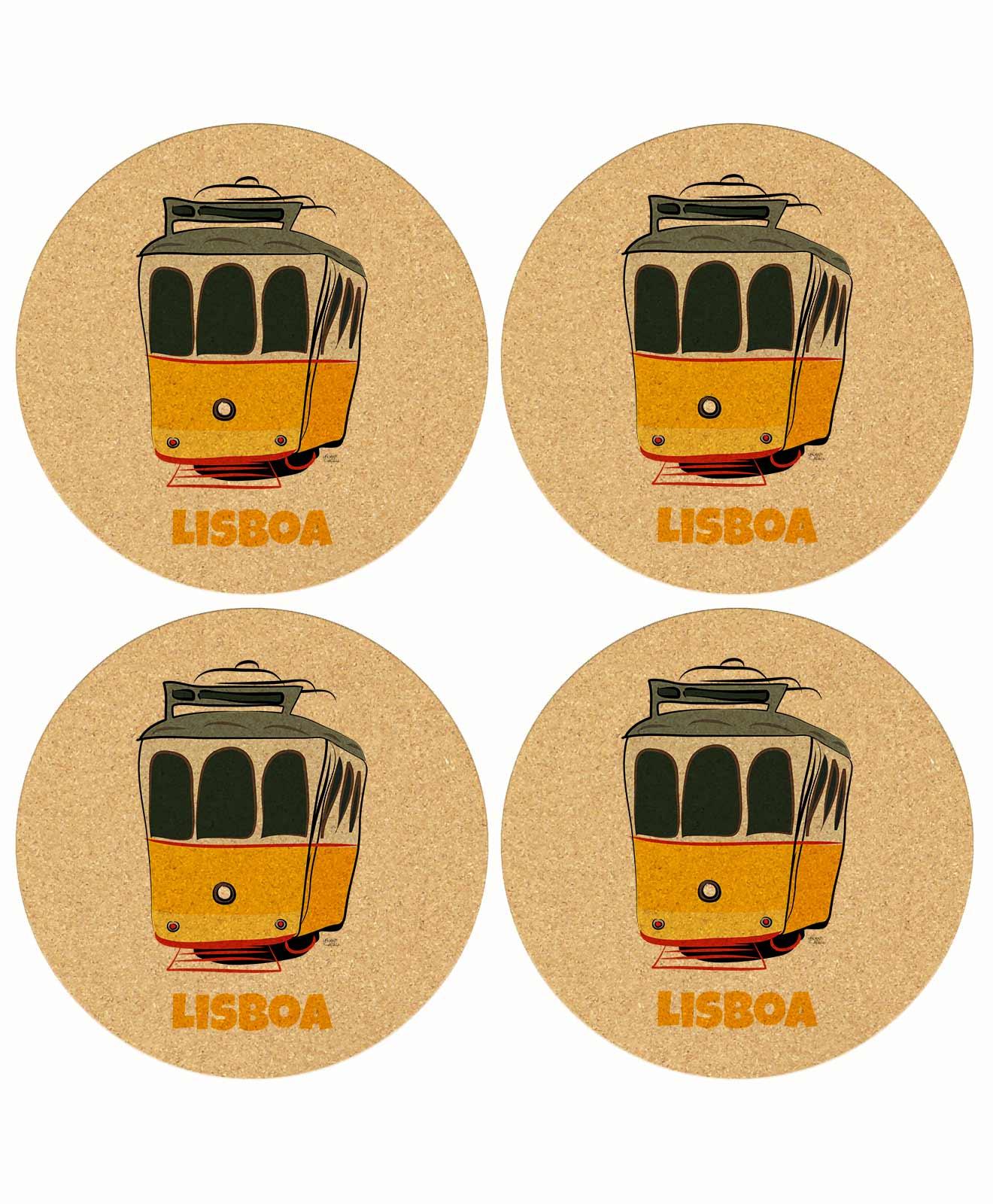 Cork Coasters Tram 28