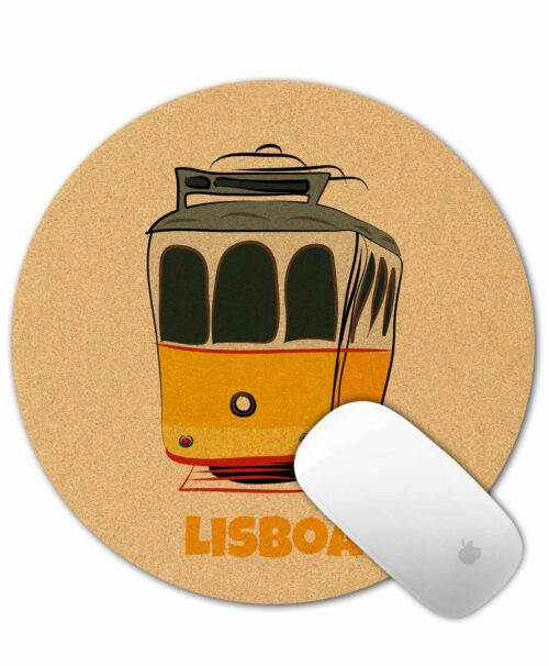 Mouse Pad Tram 28