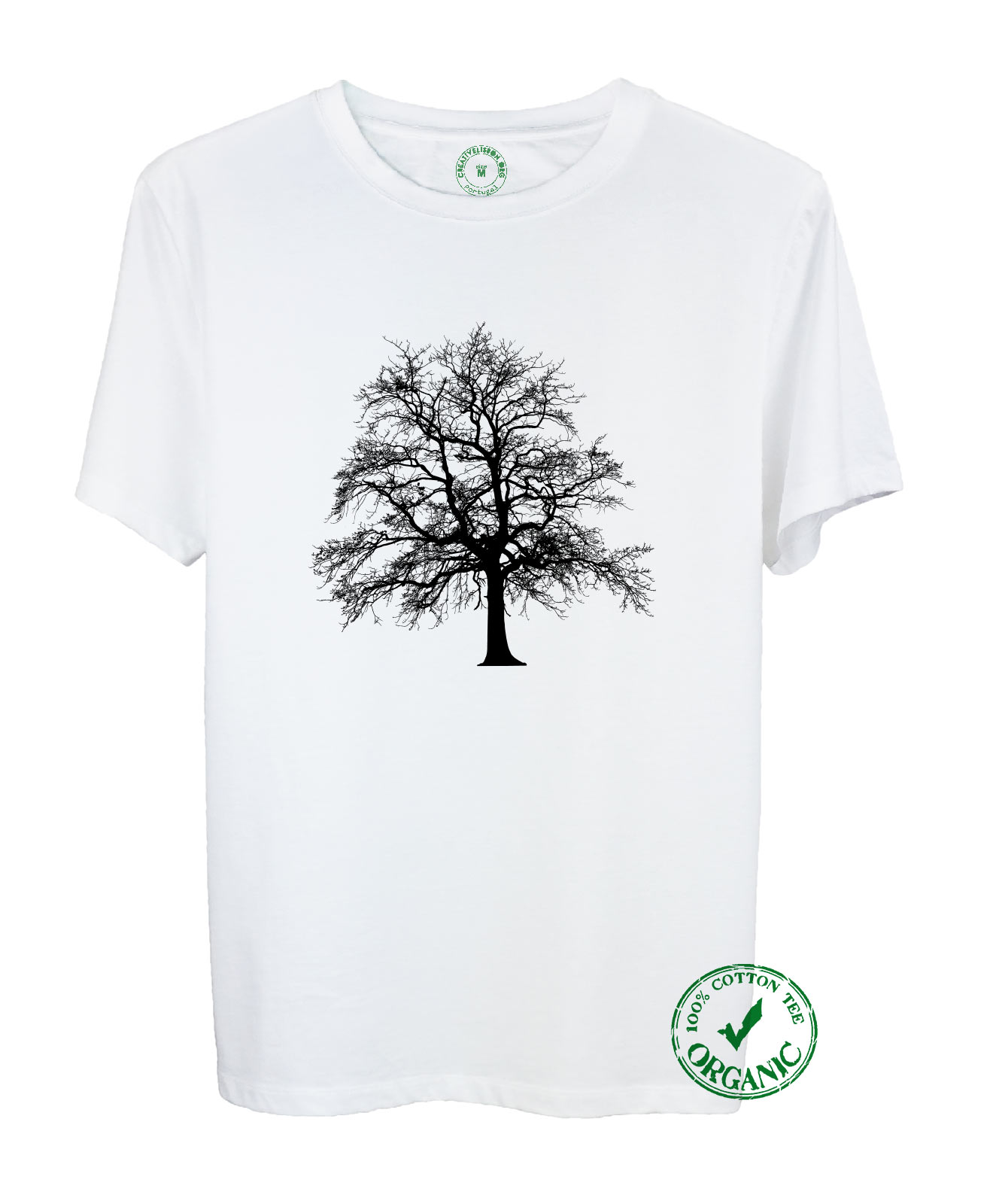 Naked Tree Organic T-shirt