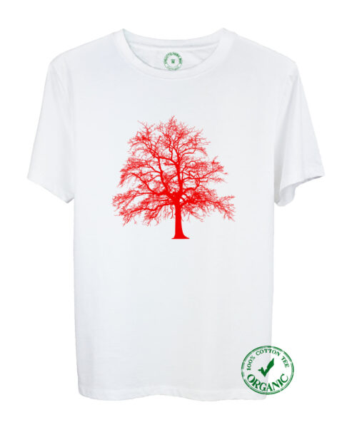 Naked Tree Organic T-shirt