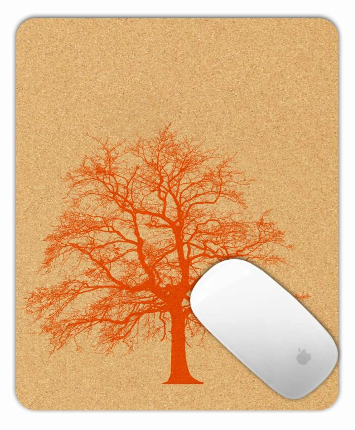 Mouse Pad Naked Tree