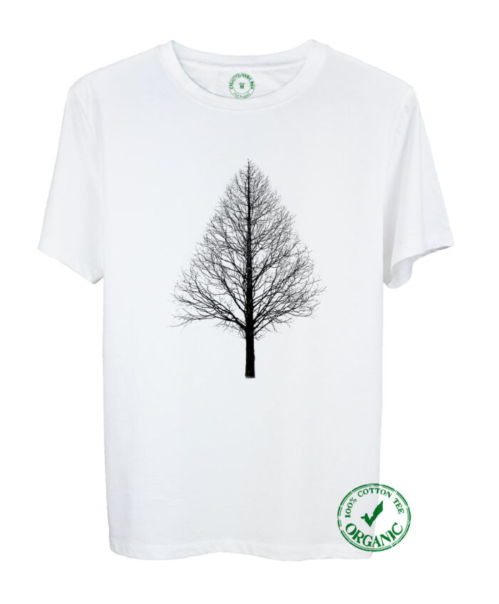 Pyramid Tree Organic T-shirt